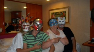 Four Masks2011