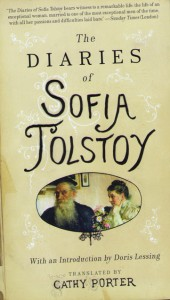 The Diaries of Sofia Tolstoy (cover)