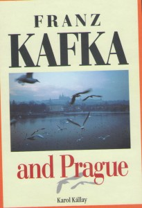 Franz Kafka and Prague (book cover)