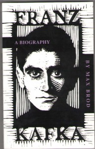 Franz Kafka, Biography by Max Brod(cover)