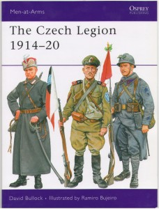 The Czech Legion(cover)