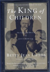 The King of Children (front cover)