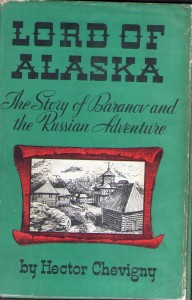 Lord of Alaska (book)