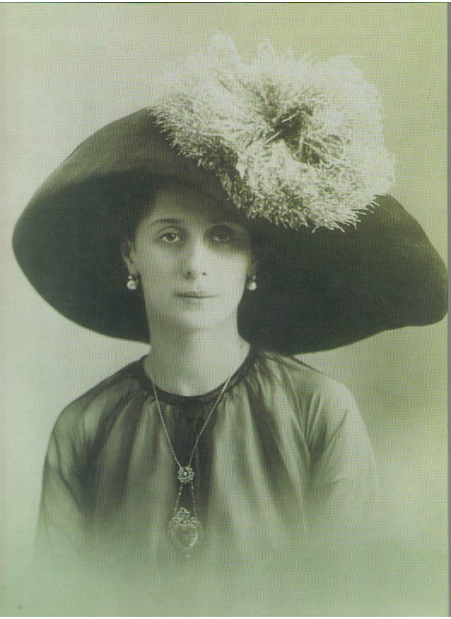 Anna Pavlova's Portrait
