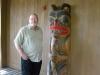 Totem Heritage Center, Ketchikan, Alaska, summer 2012